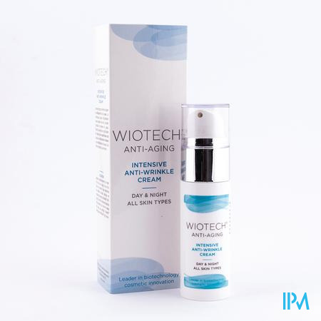 Wiotech A/age Intensive A/wrinkle Cr 30ml