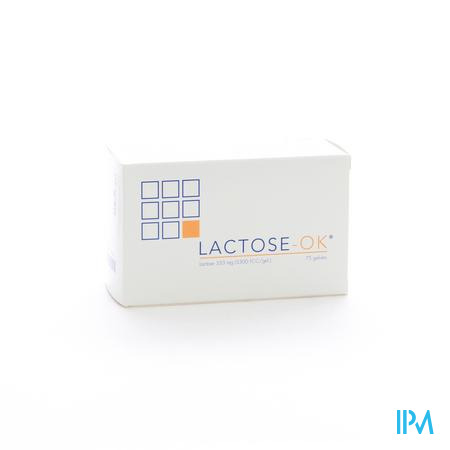 Farmawebshop - LACTOSE OK 75 gel