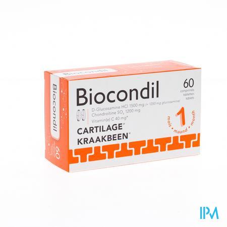 Biocondil Nf Comp 60 Rempl.2641140