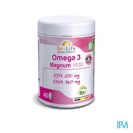 Biolife Omega 3 Magnum 1400 45 capsules