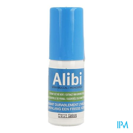 Alibi Mondspray 15ml