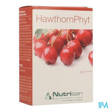 Hawthornphyt 60  Caps Nutrisan