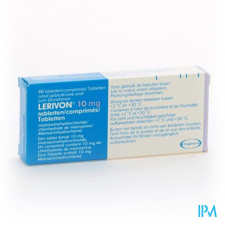 Lerivon Comp 90x10mg