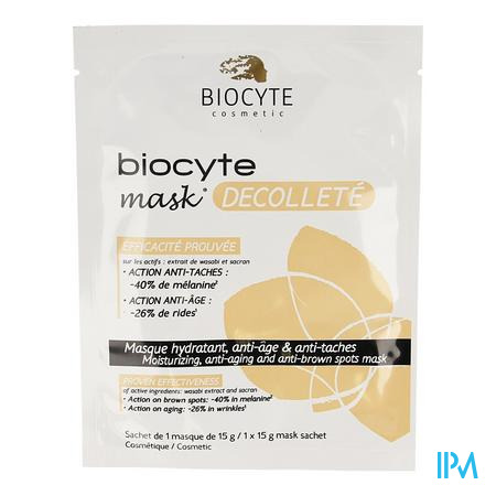 Biocyte Mask Decollete 15g