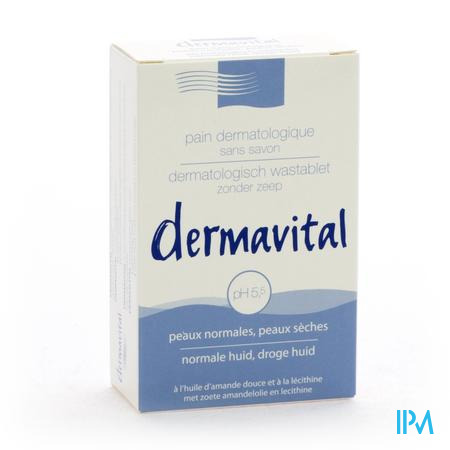 Farmawebshop - DERMAVITAL TOILETSTUK DERMATO NH-DH 100G