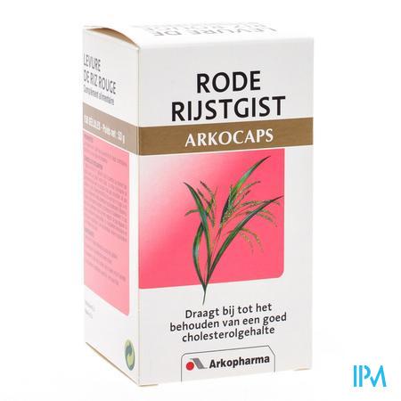 Arkocaps Rode Rijstgist 150