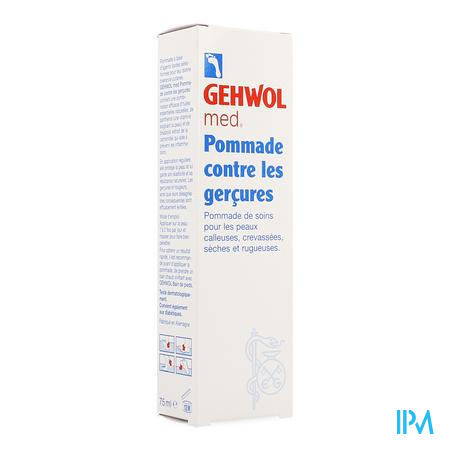 Gehwol Med Klovenzalf Tube 75ml 11140105