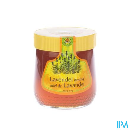 Melapi Honing Lavendel Zacht 500 g