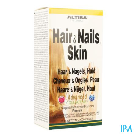 Altisa Haar-nagels-huid Adv.+col.typ1 Tabl 60