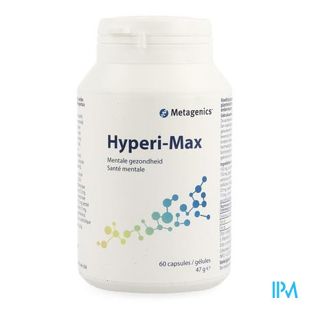 Hyperi-max Caps 60 122 Metagenics
