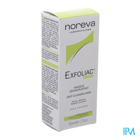 Exfoliac Gommage Masque 50 ml