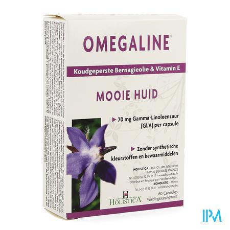 Omegaline Caps 60 Holistica