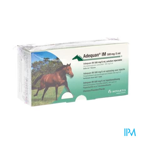 Adequan Intramusculair Amp 7x5ml