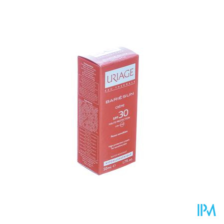 Uriage Bariesun Zonnecrème SPF30 50 ml