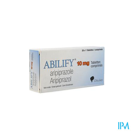 Abilify 10mg Pi Pharma Comp 28 X 10mg Pip