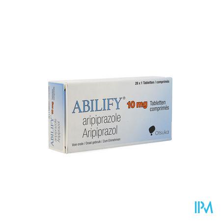Abilify 10mg Pi Pharma Comp 28 X 10mg Pip