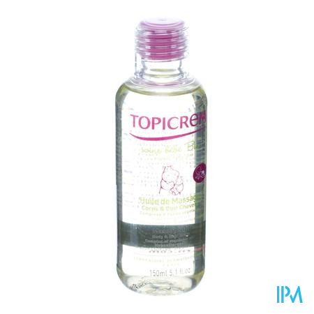Topicrem BB Massage Olie 150 ml