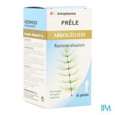 Arkogelules Prele Vegetal 45