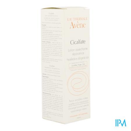 Afbeelding Avène Cicalfate Herstellende en Uitdrogende Lotion voor Gevoelige Huid met Nattende Oppervlakkige Irritaties 40 ml.