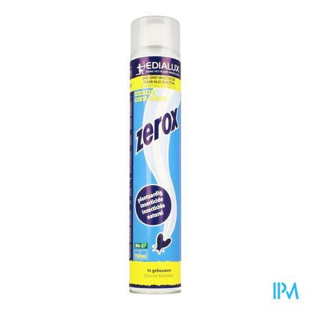 Zerox One Shot Spray 750ml