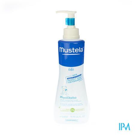 Mustela PhysiObébé Fluide Nettoyant 500 ml