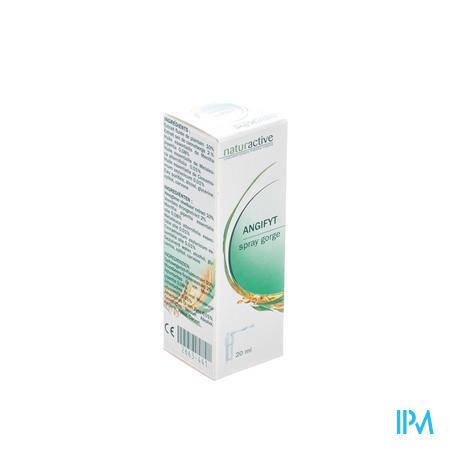 Angifyt Naturactive Spray Gorge 20 ml
