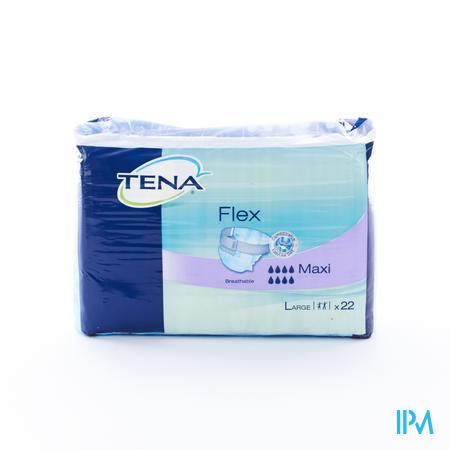 Tena Flex Maxi L 83-122cm 22 pièces