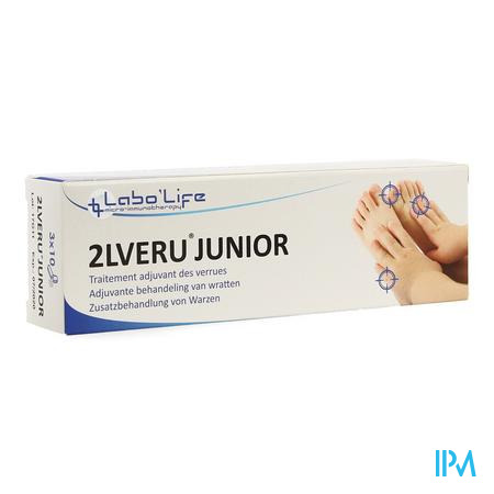 2lveru Junior Caps 30x380mg