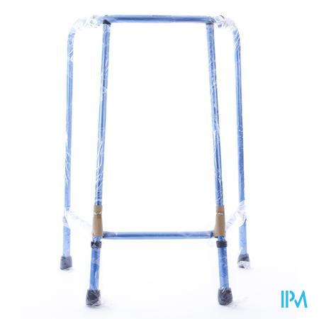 Homecare Looprek Vast Blauw W2320001001