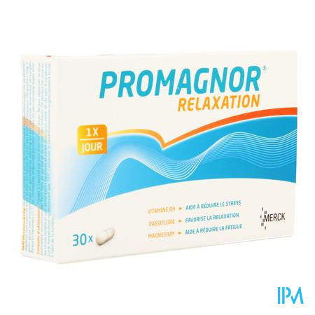 Promagnor Relaxation 30 capsules