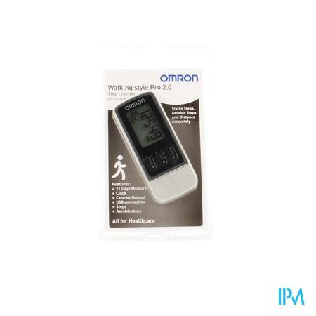 Omron Walking Style Pro 2.0 Hj322ue Stappenteller