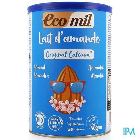 Ecomil Amandel + Calcium 400g