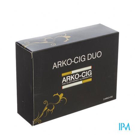 Farmawebshop - ARKO-CIG DUO ELECTRONISCHE SIGARET