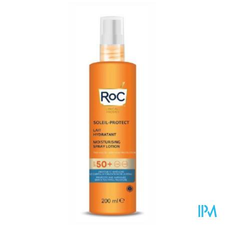 Roc Sol Protect Moistur.spray Lotion Ip50 Fl 200ml
