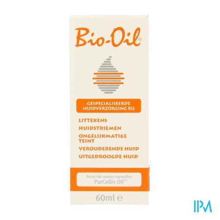 Bio-Oil Herstellende Olie 60 ml PROMO -25%