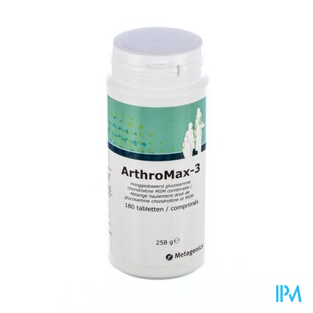 Arthromax 3 180 tabletten