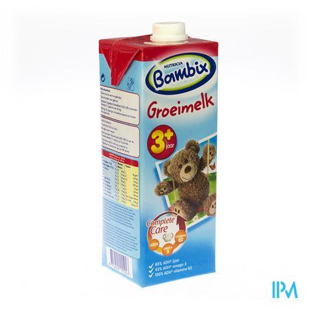 Bambix Groeimelk +3 Jaar 1 l