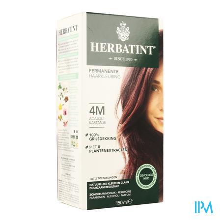 Herbatint Kastanjebruin Acajou 4m