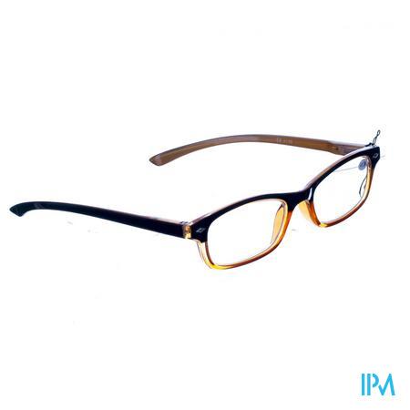 Pharma Glasses Leesbril Geel +1.5 1 stuk