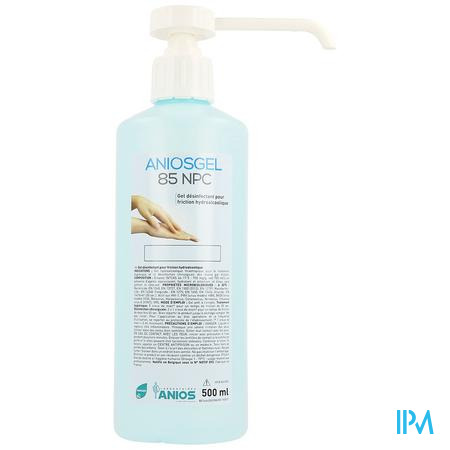Aniosgel 85 N/parf N/color Fl 500ml+pomp