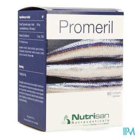 Promeril 90 Softgels Nutrisan