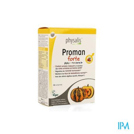 Physalis Proman Forte Comp 30