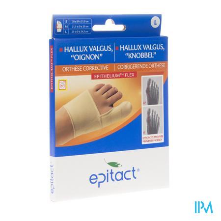 Epitact Hallux Valgus Orthese Correct Large 1 pièce