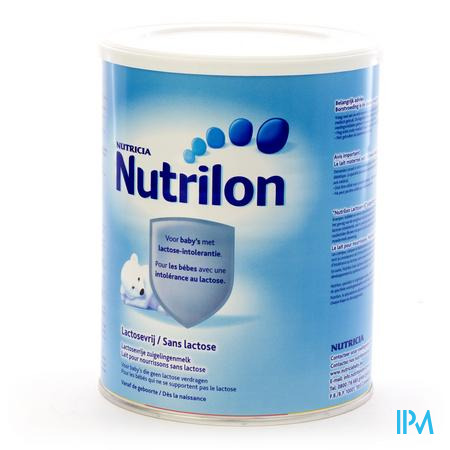 Nutrilon Lactosevrij 800 g poeder