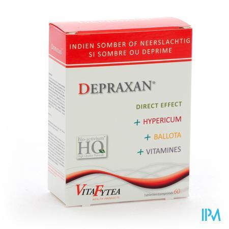 Vitafytea Depraxan 60 tabletten = UIT HANDEL !