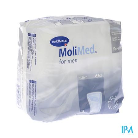 Afbeelding Molimed For Men Active 14 suks.