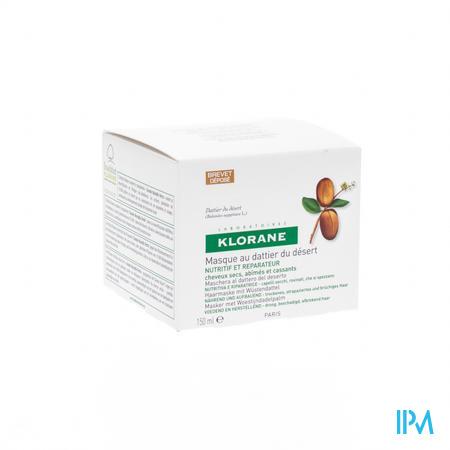 Klorane Masque Desert Date De Palm Pot 150 ml