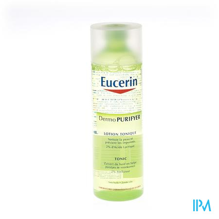 Afbeelding Eucerin Dermo Purifyer Lotion Tonicum 200ml.