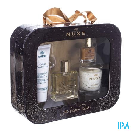 Nuxe Coffret Noel 2014 Love From Paris HP 50 ml