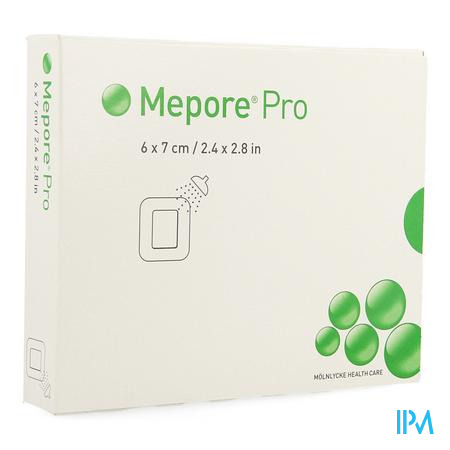 Mepore Pro Ster Adhesive 6x 7 10 680840